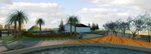 Finca rural - Lands Design